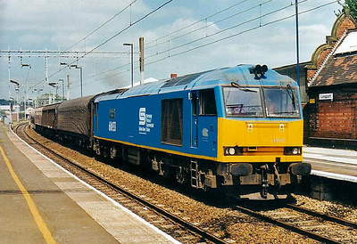 ENGLISH, WELSH & SCOTTISH RAILWAYS (EWS) LOCOMOTIVES