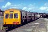 Class 101 2-car DMU set B802 on a Lea Valley Railway Club tour 'The Royal Duchy', presumably at Penzance.