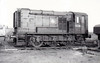 15236 - BR/EE Class 12 0-6-0DE Shunter - built 1952 by Ashford Works - withdrawn 12/68 from Eastleigh TMD - seen here at Norwood Junction in 1953.