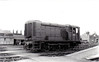 Class 11 - 12110 - LMS/EE 0-6-0DE Shunter - built 1952 by Darlington Works - withdrawn 11/72.