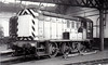 12012 - LMS/EE 0-6-0DE Shunter - built 1939 by English Electric as LMS No.7089 - 1948 to 12012 - withdrawn 12/67.