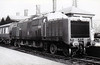 10100 - BR/Fell 2-D-2 DM - built 1952 by Derby Works - withdrawn 11/58 - seen here at Chapel-en-le-Frith Central.