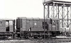 15222 - BR/EE Class 12 0-6-0DE Shunter - built 1950 by Ashford Works - withdrawn 10/71 from Hither Green TMD - seen here at Tonbridge.
