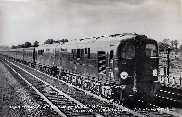 PRE-BR & BR PROTOTYPE LOCOMOTIVES