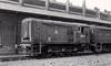 Class 11 - 12093 - LMS/EE 0-6-0DE Shunter - built 1950 by Derby Works - withdrawn 05/71 - sold to Derek Crouch, Widdrington Disposal Point.