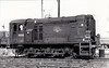 15235 - BR/EE Class 12 0-6-0DE Shunter - built 1952 by Ashford Works - withdrawn 05/71.