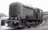 15220 - BR/EE Class 12 0-6-0DE Shunter - built 1950 by Ashford Works - withdrawn 10/71 from Hither Green TMD.