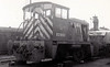 Class 02 - D2863 - 0-4-0DH Shunter - built 1961 by Yorkshire Engine Co. - withdrawn 12/69.