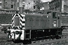 Class 03 - D2111 - BR 0-6-0 DM Shunter - built 11/60 by Doncaster Works - 1973 to 03 111 - withdrawn 07/80.