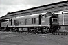 Class 23 - D5902 - EE 'Baby Deltic' Type 2 Bo-Bo DE - built 1959 by English Electric - withdrawn 11/69 - seen here at Stratford.
