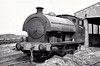 NATIONAL COAL BOARD, Burradon Colliery - No.43 - 0-6-0ST - built 1953 by Robert Stephenson & Hawthorn Ltd, Works No.7759 - new to colliery -