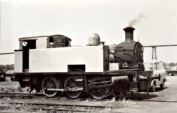 BRITISH SUGAR CORPORATION, Woodston, Peterborough - No.2 - 0-6-0T - built 1947 by Hudswell Clarke & Co., Works No.1800 - withdrawn around 1970 - preserved by Nene Valley Railway, better known as THOMAS.