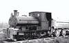 BRITISH PORTLAND CEMENT MANUFACTURERS, Wouldham's Works, West Thurrock - LION - 0-4-0ST - built 1915 by Peckett & Co., Works No.1351 - seen here 10/54.
