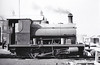 PURFLEET DEEP WHARF, Essex - No.3 - 0-4-0ST - seen here 03/53.