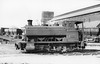 STEWARTS & LLOYDS LTD., Bilston - QUEEN -  0-4-0ST - built by Andrew Barclay & Sons, Kilmarnock, Works No.672 - seen here in 1949.