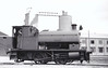 THURROCK CHALK & WHITING Co., West Thurrock - COMET - 0-4-0ST - seen here 04/55.