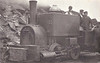 HUTCH BANK QUARRIES, Haslingden - ANT - 0-4-0ST - built 1868 by Black Hawthorne, Gateshead - seen here in 1924,