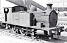 NATIONAL COAL BOARD, Fishburn Colliery - AMW&B No.129 - 0-6-0T - built 1925 by Hudswell Clarke & Co., Works No.1541 - seen here in August 1959.