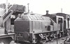 SEAHAM HARBOUR CO., Seaham - TEMPEST - Geared 200HP 0-4-0T - built 1956 by Sentinel Waggon Works Ltd. - new to railway - unsatisfactory - 1959 to Thomas Hill, rebuilt as diesel shunter - seen here in 06/58.