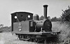 SOUTHWOLD RAILWAY - No.3 BLYTH - 2-4-0T - 914mm - built 1879 by Sharp Stewart & Co. - 1941 scrapped - seen here in 1937.