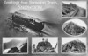 SNOWDON MOUNTAIN RAILWAY - Multiview detailing the various attractions of Mount Snowdon, the principal one being the railway itself - posted July 24th, 1968.