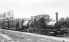 TALYLLYN RAILWAY - No.2 DOLGOCH and No.1 TALYLLYN prepare to double-head a train away from Tywyn.