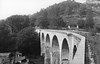 LYNTON & BARNSTAPLE RAILWAY - CHELFHAM VIADUCT - This was the major engineering work on the line, see here looking towards Barnstaple in the early 1960's.