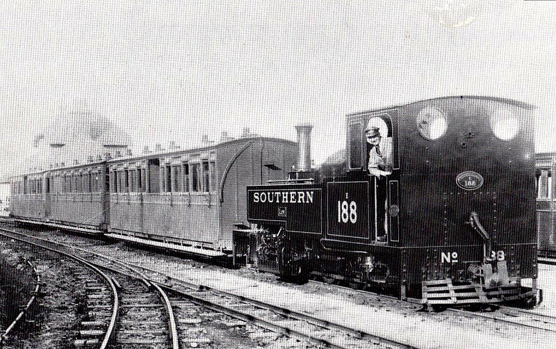 LYNTON & BARNSTAPLE RAILWAY - No.188 LEW - built 1925 by Manning Wardle & Co. - 12/35 sold at auction after closure of the line and used in dismantling - 09/36 to Swansea Docks, to SS SABOR for Recife, Brazil, bound for work on a sugar plantation - further history unknown.