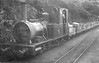 TALYLLYN RAILWAY - No.2 DOLGOCH - 686mm - 0-4-0T built 1866 by Fletcher Jennings & Co. - last loco in service before closure - seen here in pre-preservation service.