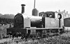 JERSEY RAILWAY - No.2 ST AUBYNS - 2-4-0T - built 1884 by Manning Wardle & Co., Works No.917 - 1909 rebuilt with larger boiler - 1937 scrapped in Jersey on line closure.