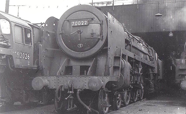 BRITISH RALWAYS STANDARD CLASS LOCOMOTIVES - transportsofdelight