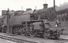 80055 - Riddles BR Class 4 2-6-4T - built 12/54 by Derby Works - 09/66 withdrawn from 64A St Margarets, where seen 06/65.