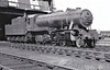 90261 -  WD Class 8F 2-8-0 - built 09/43 by North British Loco Co. as WD No.7368 - 01/45 to WD No.77368, 10/51 to BR No.90261 - 07/65 withdrawn from 10H Lower Darwen - seen here at Exmouth Junction, 1960.