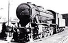 90123 - WD Class 8F 2-8-0 - built 04/43 by North British Loco Co. as WD No.7026 - 01/45 to WD No.77026, 11/51 to BR No.90123 - 03/65 withdrawn from 10F Rose Grove - seen here at Leeds, 05/58.