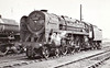 70009 ALFRED THE GREAT - Riddles BR Class 7 Britannia 4-6-2 - built 05/51 by Crewe Works - 01/67 withdrawn from 12A Carlisle Kingmoor - seen here at March.