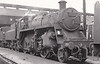 77007 - Riddles BR Class 3 2-6-0 - built 03/54 by Swindon Works - 11/66 withdrawn from 67B Hurlford.