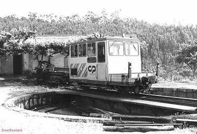 PORTUGAL: Narrow Gauge Coaches, Wagons & Track Machines 1990-92