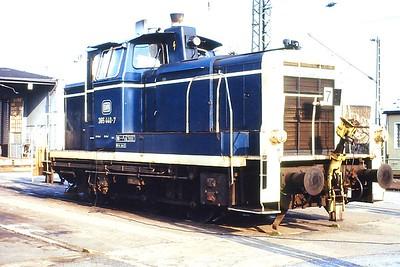 365 440, Hamm depot, 23rd February 1990.