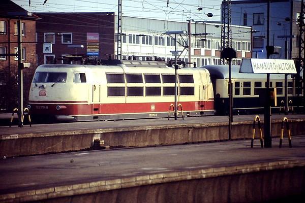 103 179, Hamburg Altona, 24th February 1990.