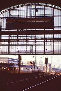 Bremen Bf, 24th February 1990.