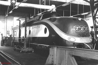 601-019, Hamm depot, 23rd February 1990.