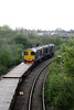 20301/20302 have the road and pull off towards Tallington, Norwood Bridge, 11/04/11.