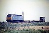 47012 approaches Horsemoor with a short Down Engineer's train, 28/08/87.  47012 was built  by Brush Traction in 1962 as D1539 and renumbered in May 1974. It was withdrawn in December 1989 and scrapped in April 1992.