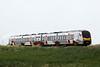 Class 755 420 passes Beggars Bridge on 2L77 Peterborough - Ipswich, 02/07/21.
