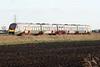 Class 755 423 passes Three Horseshoes AHB No.1 on 2L73 0950 Peterborough - Ipswich, 11/01/20.