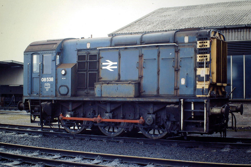 08538, long-time March Depot resident, on Depot, 03/88.