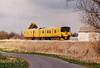 Class 950 - 999600/999601 passes Horsemoor on an eastbound test train, 19/03/07.