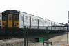 Class 317 722, previously in use as a demonstrator for Bombardier and Angel Trains, now in storage at Ely North Junction, 18/04/19.