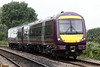 Class 170 503 passes Badgeney Road AHB on 5L10 Grantham - Norwich EMR route learner, 08/07/21.