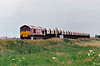 66068 heads for March Down Yard on the Redland split from Kennett, 05/07/99.